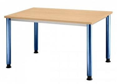 Desk HS12Nussba/Blue