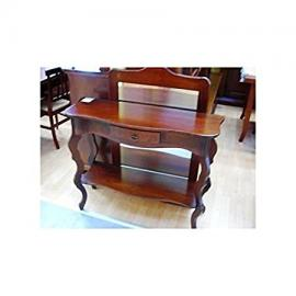 Console Table Mirror Arte povera * Console Table Wood Made in Italy *