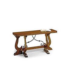 Iron Console Table Extendible 160x 40–As Photos