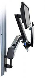 Ergotron 45-266-026 - StyleView Sit-Stand Combo Arm - Warranty: 1Y