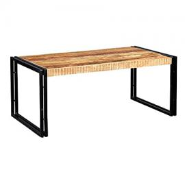 Neptune 100% Reclaimed Wood Furniture Large Coffee Table / Side Table