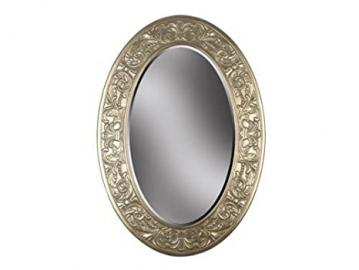 Kenroy Home Argento Wall Mirror with Antique Silver Finish, 28 by 40-Inch by Kenroy Home