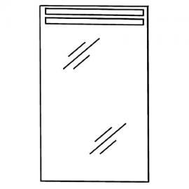 Perfect For Guests Area (FSA534002) Bathroom Furniture Mirror 40cm