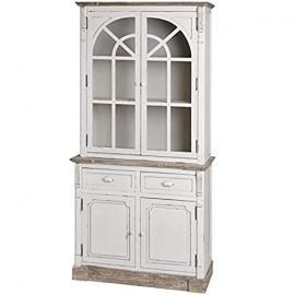 New England Kitchen Display Cabinet 13404