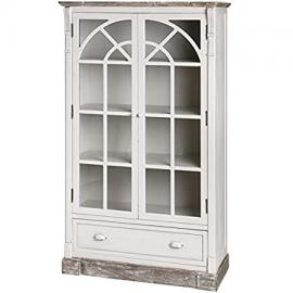 New England Glazed Display Cabinet