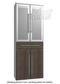 Classic Line Puris (HNA056B7M Bathroom High Cabinet 60 CM