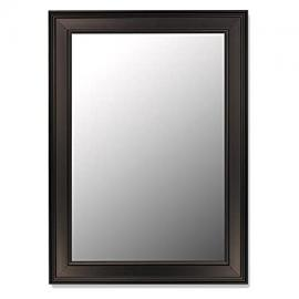 Ceylon Black Framed Wall Mirror by Hitchcock-Butterfield