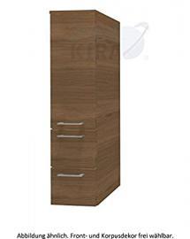 Pelipal Sonic Bathroom Cupboard SI - 01-M L / R Tall Comfort N 30 x 122 x 33 cm