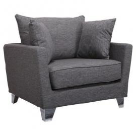 Leader Lifestyle Langdon Armchair Misty, Grey