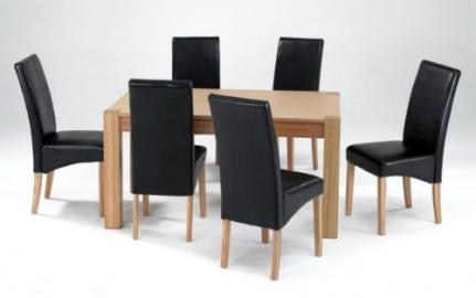 Cyprus Large Ash Dining Table