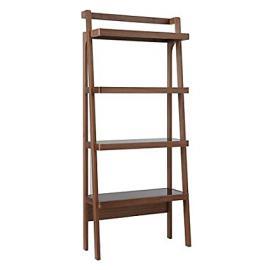 John Lewis Gazelle Bookcase, Walnut