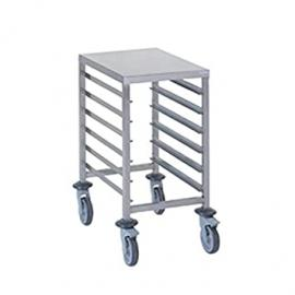 Tournus GN 1/1 Racking Trolley 7 Levels Capacity 200kg Weight 21kg