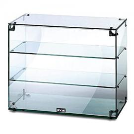 Lincat Seal Glass Cabinet 600mm Dimensions: 490(H)x 600(W)x 350(D)mm Weight 23kg