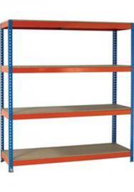 Heavy Duty Painted Unit Orange/Zinc 379061