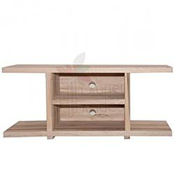 TV Stand in Natural Wood
