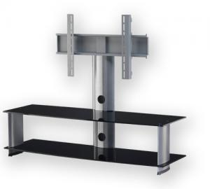'Sonorous PL 2000B SLV TV Stand for 60Television