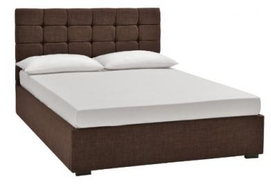 Birlea Isabella Ottoman King Size Bed, Brown