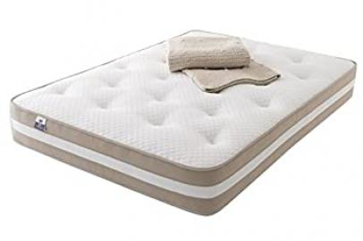 "Silentnight Classic 1200 Pocket Deluxe (4ft 6"" Double)"