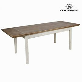 Table salle à manger lauren - Collection Winter by Craften Wood
