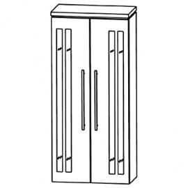 Cool Puris Line (MNA846A5G Bathroom Cabinet 60 CM
