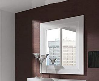 Crags Vargas Mirror–Modern Wooden Twin