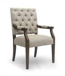 Shankar Portland Natural Carver Chair