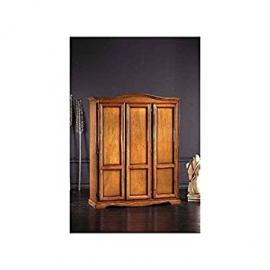 Wardrobe with 3 Doors, Arte Povera Style- As Shown
