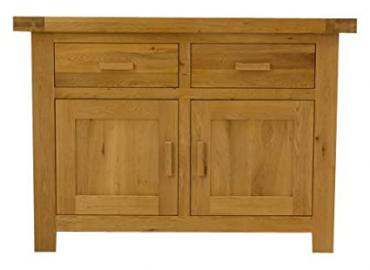 Mark Harris Avignon Medium Sideboard, 120 x 54 x 86 cm, Oak