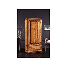 Wardrobe Wooden 1Door Arte povera–As Photo