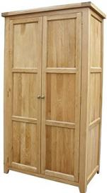 Devon Oak Wardrobe (DEV-08)