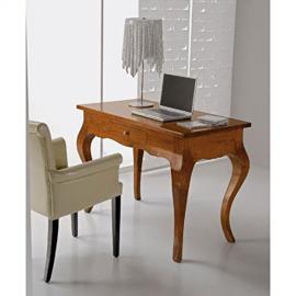 Writing Desk 160x 75Console Table Solid Wood Domed Country Various Colours–As Photo