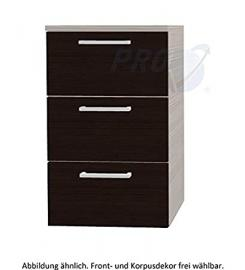 Pelipal Lunic Highboard (LU HB - 03 Bathroom Comfort N, 45 x 74 x 33 CM