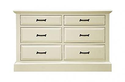 Marseille 6 Drawer Chest of Drawers