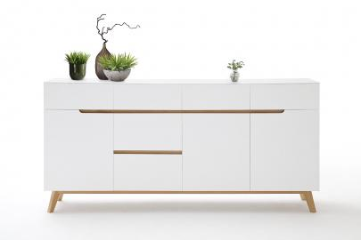 CERVO sideboard typ 45 – six drawers and three compartments
