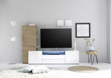 Vicenza 3 - entertainment center for 60 inch tv