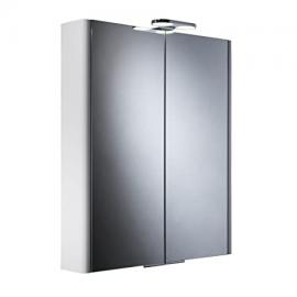 Roper Rhodes Entity Bathroom Cabinet Double Doors & LED Light DN60WL