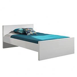 Bunk Bed labe12014Lara 210x 126x 76.5cm White Lacquered MDF