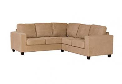 GFD Turin Mocha Corner Sofa