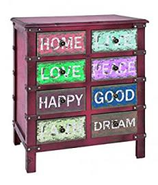 Feelings in a Vintage Style Chest of Drawers