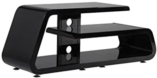 Gecko Gamma GAM1200-GB Stand for TV - Black