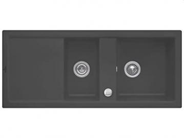 Villeroy & Boch Subway 80 Carbon Grey Ceramic Sink Sink Kitchen Sink