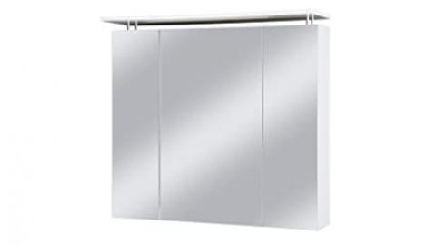 """baumarkt direkt» profile """"Mirror Cabinet White"""