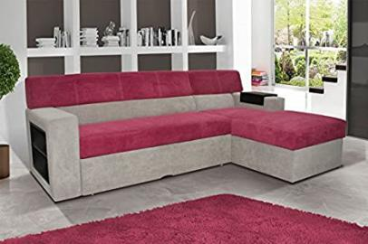 Corner Sofa Rico with Bed function Corner Couch Sofa Couch