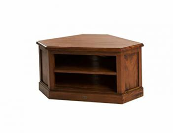 Mahogany Village Low Corner Tv Unit