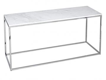 TV Stand - Kensal MARBLE with POLISHED base