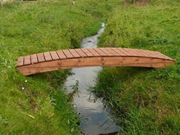 Regatta Curved Garden Bridge (9ft Regatta CB)