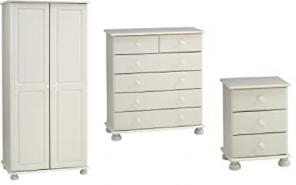 Steens Furniture 3-Piece Bedroom Set, White