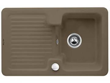 Villeroy & Boch Condor Kitchen Sink Ceramic Sink Installation Timber Brown 45