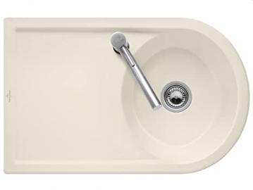 Villeroy & Boch LAGOR Pure 45Ivory Beige Ceramic Sink Sink Kitchen