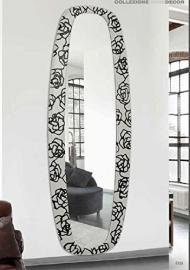 Kolor Mirror – Dressing Room Decorated Roselline Rosses
